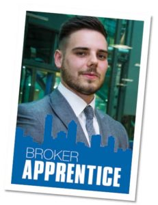 Luke Perkins Broker Apprentice