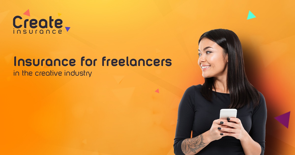 Create Insurance for freelancers banner