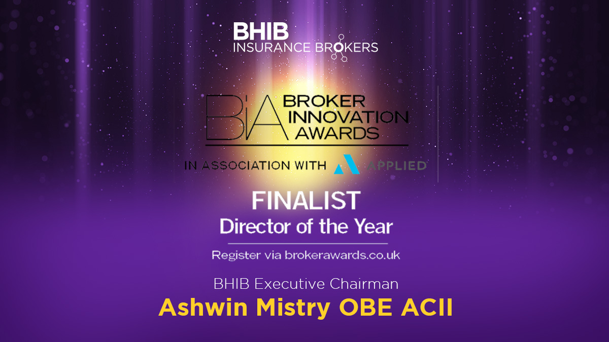 Ashwin Mistry Broker Innovation Award