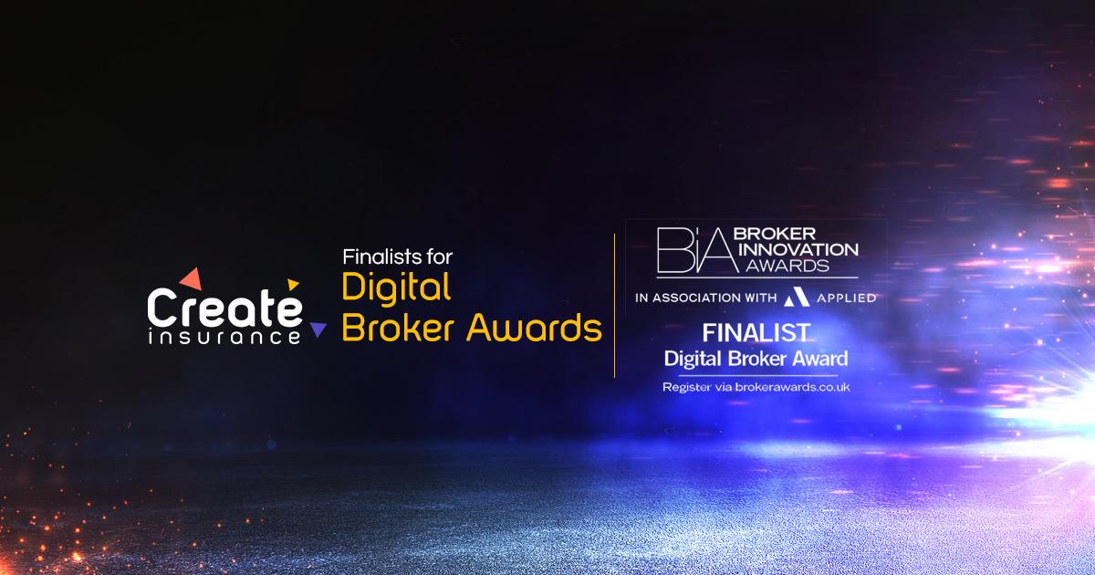 Create Insurance Broker Innovation Awards
