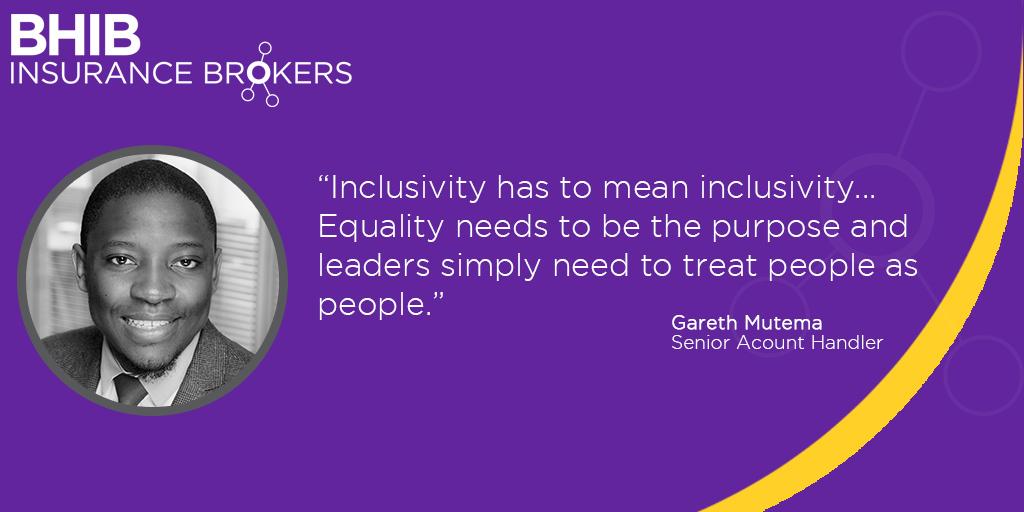 Gareth Mutema The Broker magazine quote
