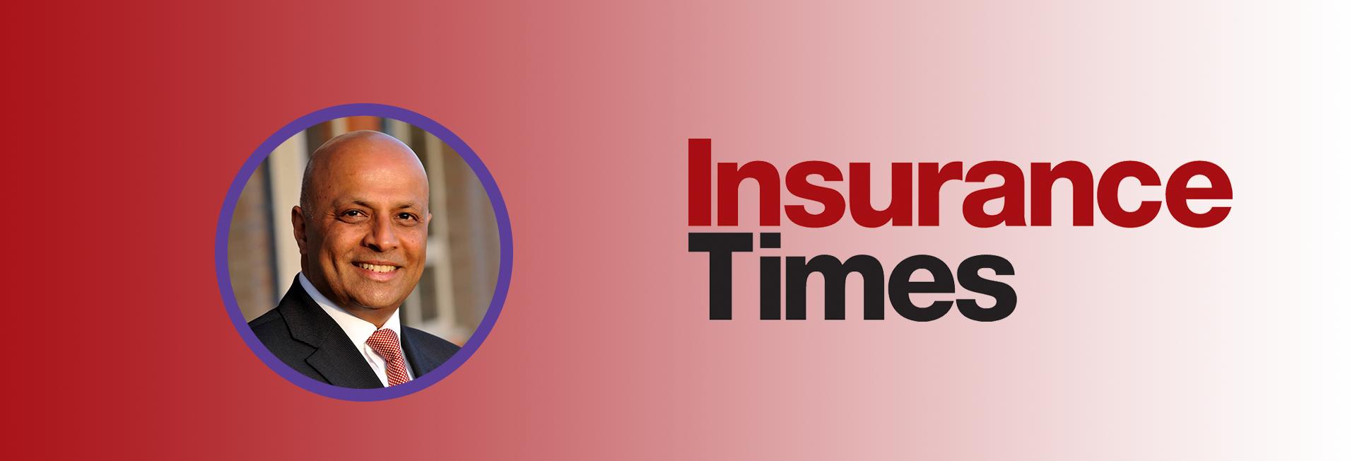 ashwin mistry insurance times