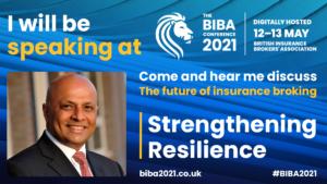 Ashwin Mistry OBE BIBA 2021