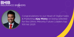 Ajay Mistry EMpower top 100 future leaders